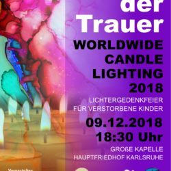 Worldwide Candle Lighting 09. Dezember 2018