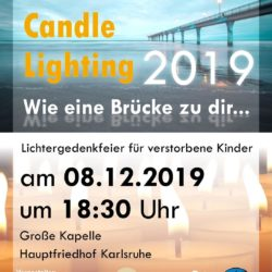 Worldwide Candle Lighting 2019
